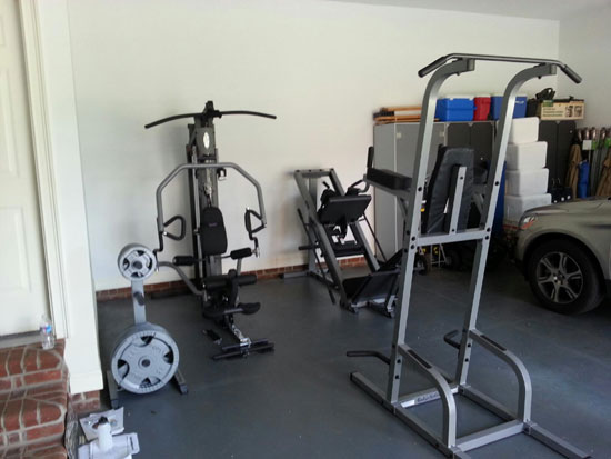 Home Installations from Carolina Fitness Experts